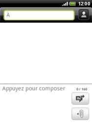HTC A3333 Wildfire - MMS - envoi d'images - Étape 4