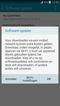 Samsung N910F Galaxy Note 4 - Software update - update installeren zonder PC - Stap 7