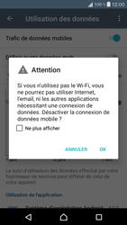Sony Xperia X Compact (F5321) - Internet - Désactiver les données mobiles - Étape 6