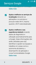 Samsung Galaxy A3 A310F 2016 - Primeiros passos - Como ligar o telemóvel pela primeira vez -  12