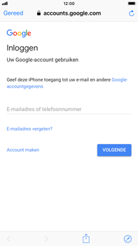 Apple iPhone 6s Plus - iOS 12 - E-mail - handmatig instellen (gmail) - Stap 6