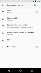 LG Nexus 5X - Android Oreo - Wifi - configuration manuelle - Étape 4