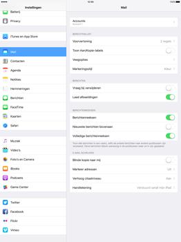 Apple iPad Pro 12.9 inch (2nd generation) - E-mail - Account instellen (POP3 met SMTP-verificatie) - Stap 15