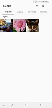 Samsung Galaxy A7 2018 - Photos, vidéos, musique - Envoyer une photo via Bluetooth - Étape 5