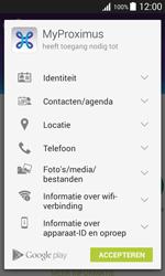 Samsung Galaxy Xcover 3 (G388F) - Applicaties - MyProximus - Stap 9