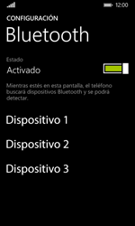 Nokia Lumia 635 - Bluetooth - Conectar dispositivos a través de Bluetooth - Paso 6