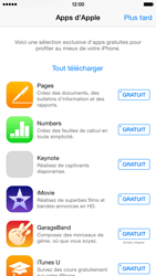 Apple iPhone 6 - Applications - Créer un compte - Étape 3