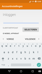 Acer Liquid Z530 - E-mail - Handmatig Instellen - Stap 7