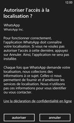 HTC Windows Phone 8S - Applications - Télécharger des applications - Étape 8