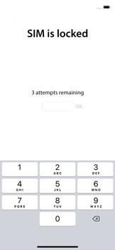 Apple iPhone XR - Primeiros passos - Como ativar seu aparelho - Etapa 4