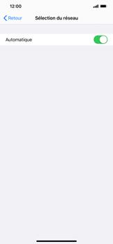 Apple iPhone XR - iOS 13 - Réseau - utilisation à l'étranger - Étape 8