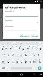 LG Nexus 5X - WiFi - Mobiele hotspot instellen - Stap 8