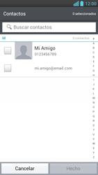 LG Optimus L9 - Mensajería - Escribir y enviar un mensaje multimedia - Paso 7