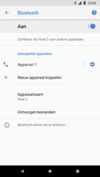 Google Pixel 2 - WiFi en Bluetooth - Bluetooth koppelen - Stap 10