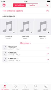 Apple iPhone 6s Plus - Photos, vidéos, musique - Ecouter de la musique - Étape 5