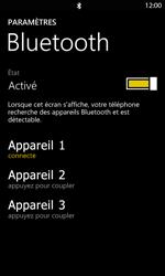 Nokia Lumia 820 LTE - Bluetooth - connexion Bluetooth - Étape 10