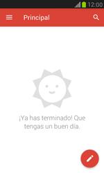 Samsung Galaxy S3 Mini - E-mail - Configurar Gmail - Paso 4