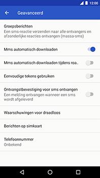 Android One GM5Plus DS - MMS - probleem met ontvangen - Stap 9