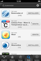 Apple iPhone 4S met iOS 5 (Model A1387) - Applicaties - Downloaden - Stap 10