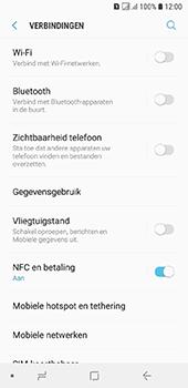Samsung Galaxy A6 - Bellen - in het buitenland - Stap 5