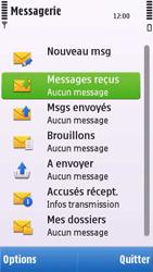 Nokia C6-00 - SMS - configuration manuelle - Étape 4