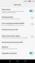 Huawei P9 - Internet no telemóvel - Como ativar os dados móveis -  7