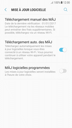Samsung A320F Galaxy A3 (2017) - Android Nougat - Appareil - Mises à jour - Étape 6