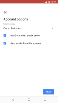 Nokia 8 Sirocco - E-mail - Manual configuration POP3 with SMTP verification - Step 20