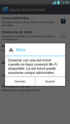 LG Optimus L9 - Internet - Configurar Internet - Paso 7