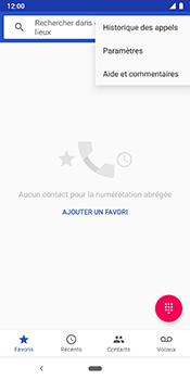 Google Pixel 3 - Messagerie vocale - Configuration manuelle - Étape 5