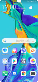 Huawei P30 - Applications - comment vérifier si des mises à jour sont disponibles pour l'appli - Étape 2