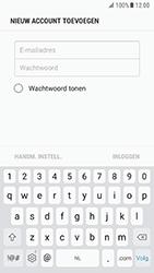 Samsung G930 Galaxy S7 - Android Nougat - E-mail - Handmatig instellen (yahoo) - Stap 6