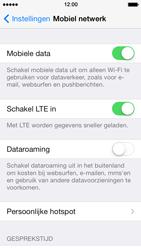 Apple iPhone 5s - Internet - Internet gebruiken in het buitenland - Stap 6
