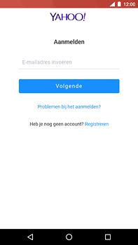 Nokia 6.1 - E-mail - handmatig instellen (yahoo) - Stap 8