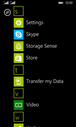 Nokia Lumia 530 - Network - Usage across the border - Step 3