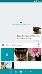 Nokia 8 (SingleSim) - MMS - Sending a picture message - Step 18