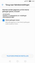 Huawei P9 Lite - Android Nougat - Device maintenance - Terugkeren naar fabrieksinstellingen - Stap 7