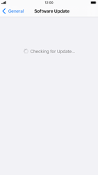 Apple iPhone 8 - iOS 13 - Device - Software update - Step 6