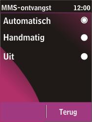 Nokia C2-03 - MMS - probleem met ontvangen - Stap 10
