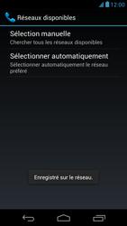 Acer Liquid E1 - Réseau - Utilisation à l