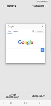 Samsung Galaxy Note 8 - Internet - Navigation sur Internet - Étape 17