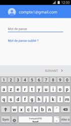 Samsung Galaxy S5 - E-mails - Ajouter ou modifier votre compte Gmail - Étape 11