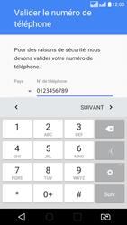 LG LG K8 - Premiers pas - Créer un compte - Étape 15