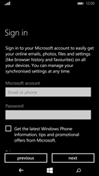 Microsoft Lumia 640 - Email - 032c. Email wizard - Outlook - Step 8