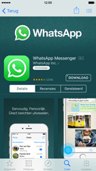Apple iPhone 6 iOS 9 - WhatsApp - Download WhatsApp - Stap 8