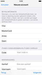 Apple iPhone 6 iOS 9 - Applicaties - Account instellen - Stap 18