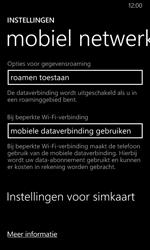 Nokia Lumia 635 - Internet - handmatig instellen - Stap 9