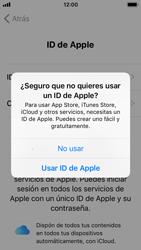 Apple iPhone SE iOS 11 - Primeros pasos - Activar el equipo - Paso 19