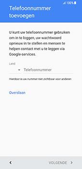 Samsung Galaxy S8 (G950) - Toestel - Toestel activeren - Stap 18