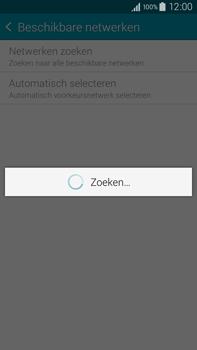 Samsung N910F Galaxy Note 4 - Bellen - in het buitenland - Stap 8